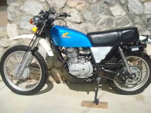 1974 Honda Other Blue for sale craigslist