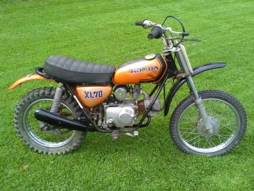 1974 Honda Xl Orange craigslist