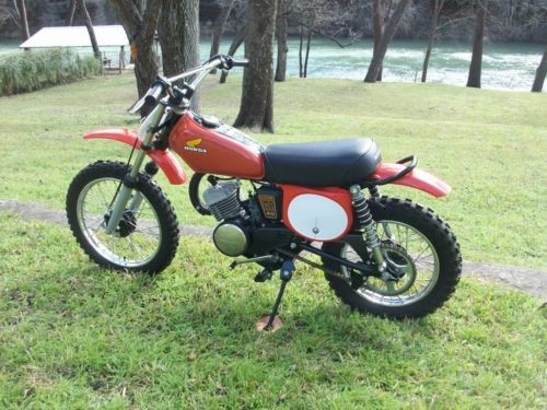1974 Honda mr50 Orange craigslist