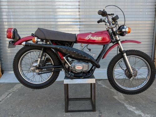 1974 Indian ME76 Magenta for sale