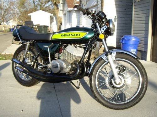 1974 Kawasaki Other for sale craigslist