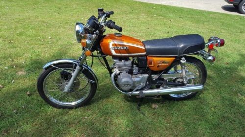 1974 Suzuki Other Gold for sale craigslist