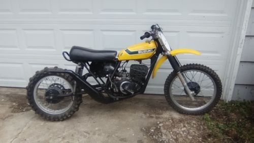 1974 Suzuki SUZUKI Yellow for sale