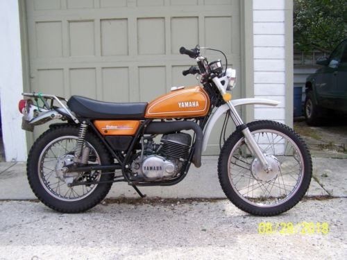1974 Yamaha Other Gold craigslist