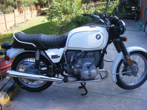 1975 BMW R-Series WHITE for sale