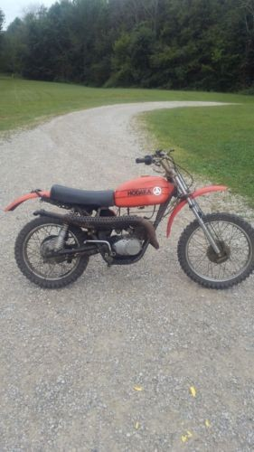 1975 Hodaka Dirt Squirt 100 Orange for sale