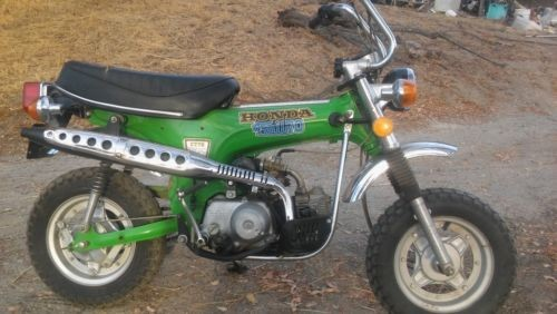 1975 Honda CT Green for sale