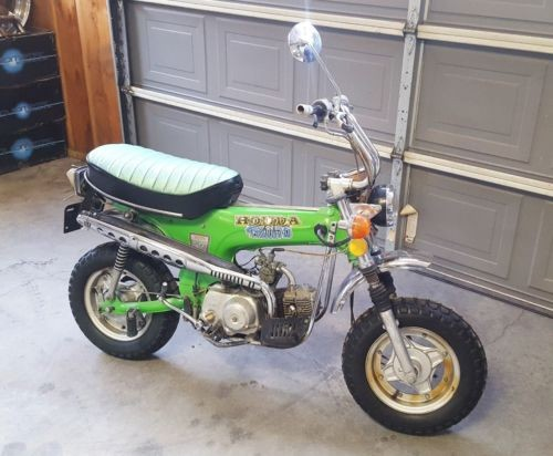 1975 Honda Honda Candy yellow special for sale craigslist