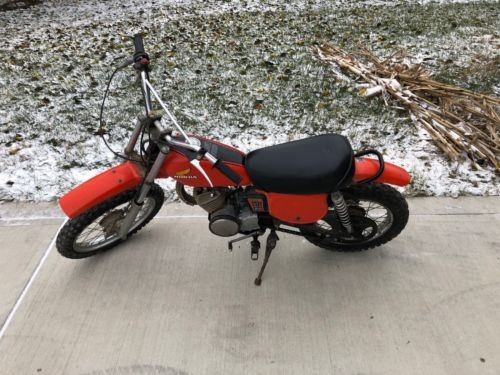 1975 Honda MR 50 Orange craigslist