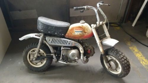 1975 Honda Z 50 mini trail for sale craigslist