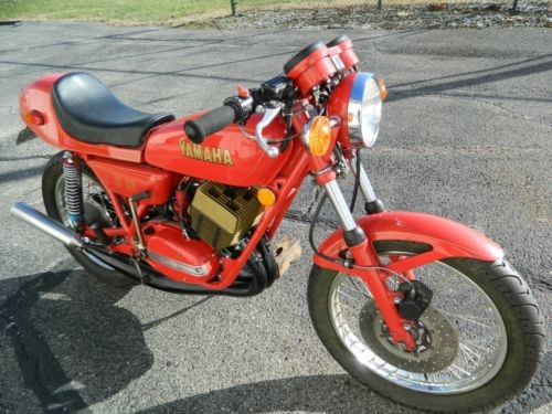 1975 Yamaha RD350 Red craigslist