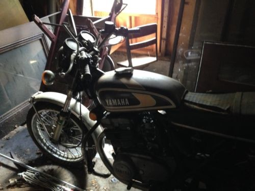 1975 Yamaha XS500 Brown craigslist