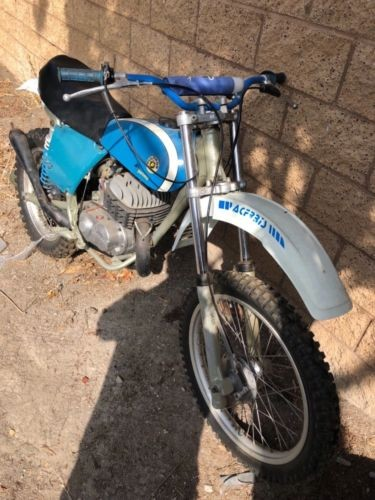1976 Bultaco Bultaco Blue for sale craigslist