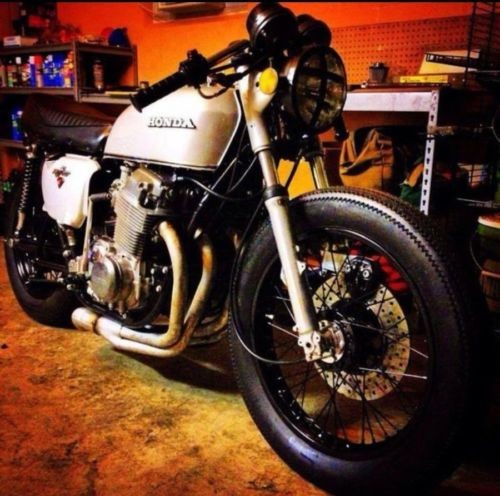 1976 Honda CB750 four Platinum Silver for sale craigslist