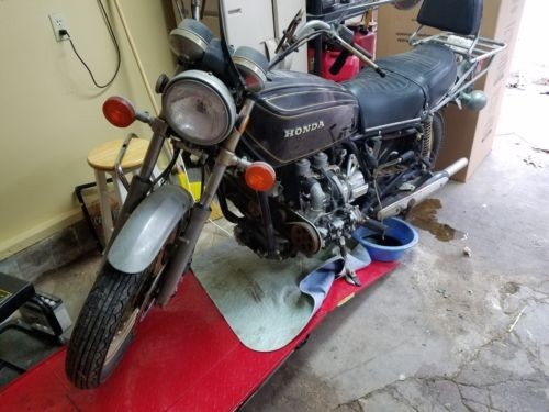 1976 Honda Gold Wing Brown for sale
