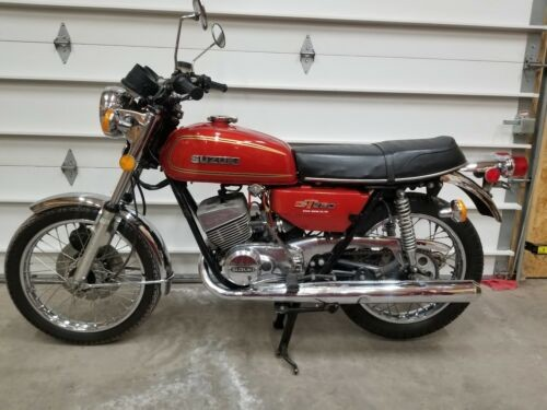1976 Suzuki Other Red for sale