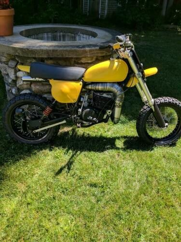 1976 Other Makes Suzuki RM 370 Yellow for sale | Used
