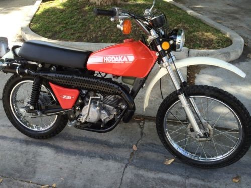 1977 Hodaka SL250 Orange craigslist