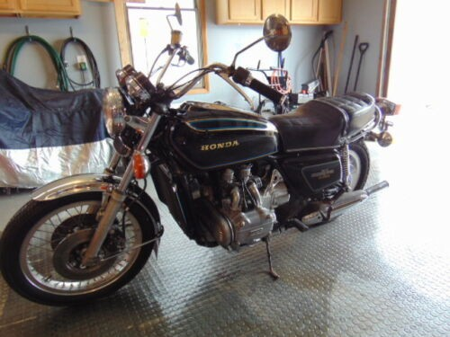 1977 Honda Gold Wing Black for sale craigslist