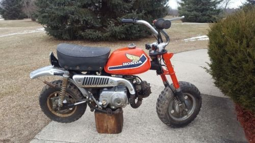 1977 Honda Z50 for sale craigslist