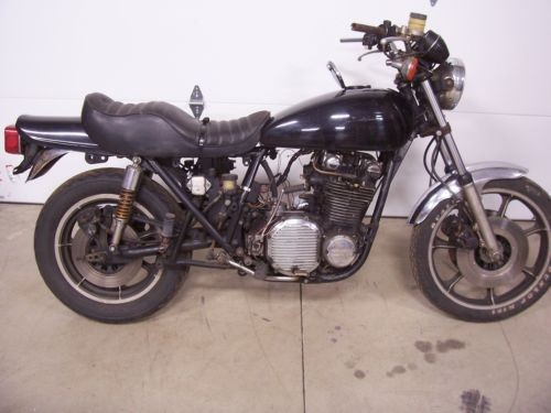 1977 Kawasaki KZ 1000 Z1 Black for sale craigslist