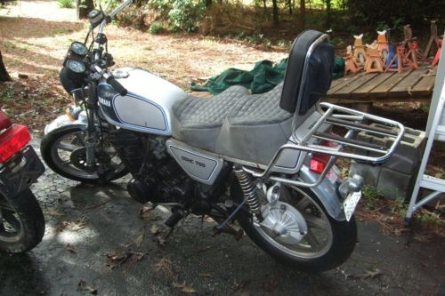 1977 Yamaha XS Silver for sale