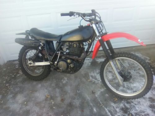 1977 Yamaha YAMAHA Black for sale craigslist