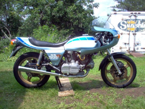 Other Makes: 900SS Darmah Blue for sale craigslist
