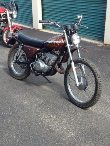 1978 Harley-Davidson Other Brown for sale craigslist