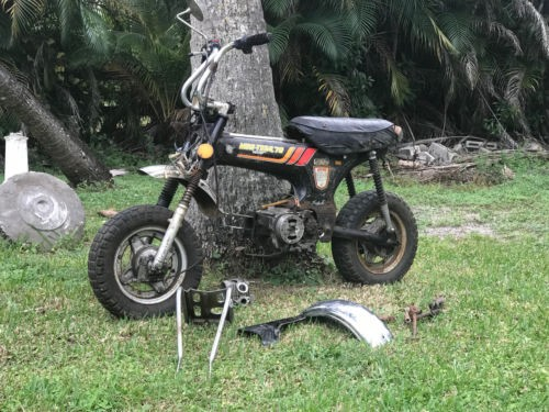 1978 Honda CT Black for sale