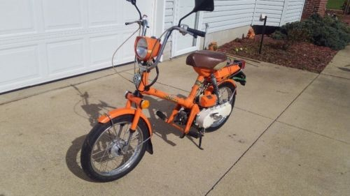 1978 Honda NC50 Orange for sale craigslist
