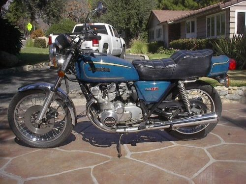 1978 Suzuki GS Blue for sale craigslist