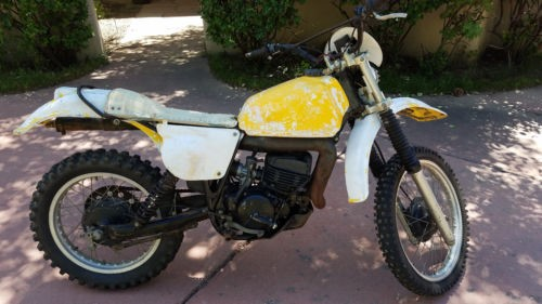 1978 Suzuki Other Yellow for sale