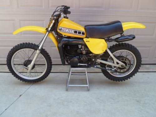 1978 Yamaha YZ for sale craigslist
