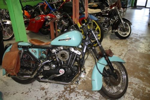 1979 Harley-Davidson IRON HEAD SPORTSTER SKY BLUE for sale craigslist