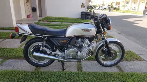 1979 Honda CBX Silver for sale