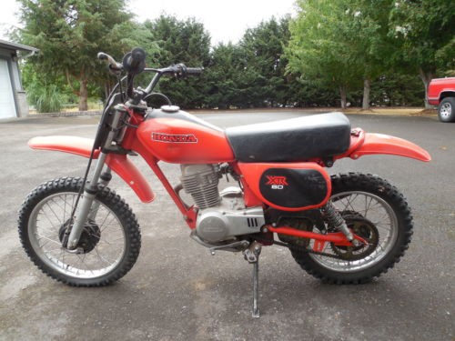 1979 Honda Other Red for sale craigslist