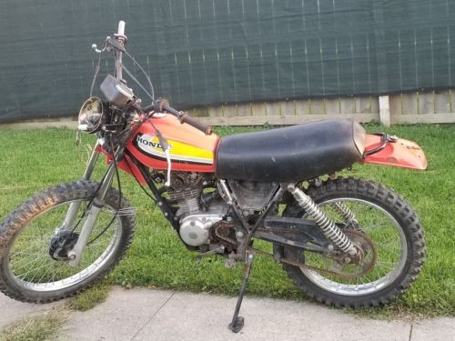 1979 Honda Other red for sale