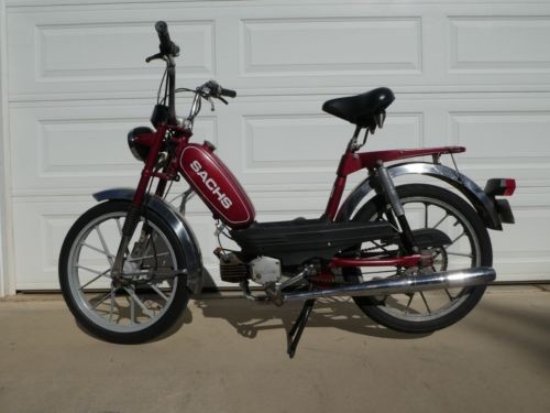 1979 Other Makes Hercules / Sachs Red Metalic for sale craigslist