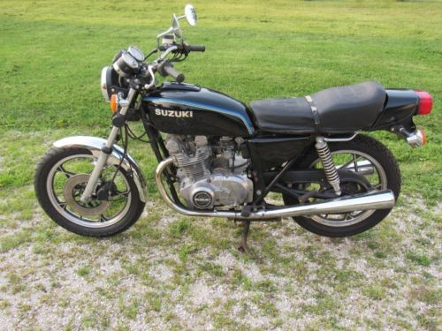1979 Suzuki GS Black for sale craigslist