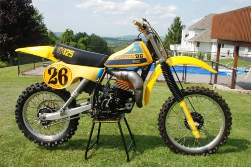 1979 Suzuki RM for sale