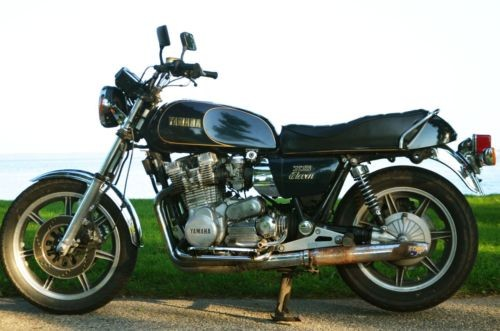 1979 Yamaha XS Green for sale