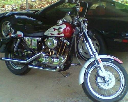 1980 Harley-Davidson Sportster for sale