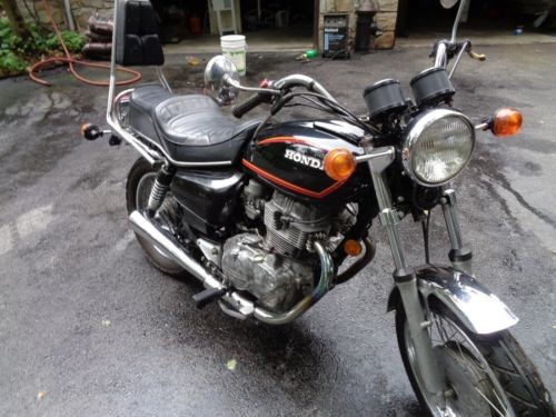 1980 Honda CM400 for sale craigslist