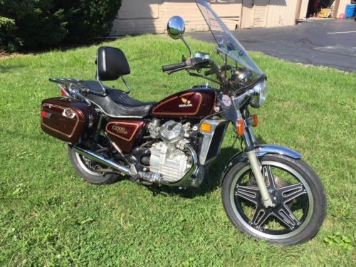 1980 Honda CX500 Brown for sale