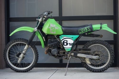 1980 Kawasaki Kawasaki Green for sale craigslist