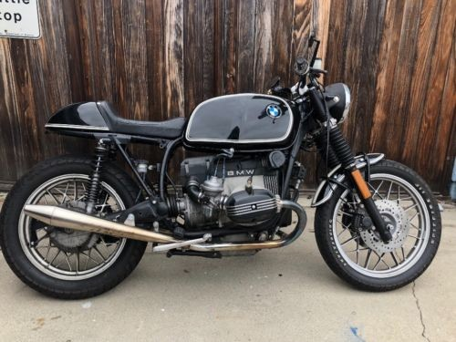 1981 BMW R-Series Black and white for sale craigslist