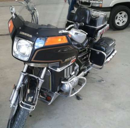 1981 Honda Gold Wing Brown craigslist