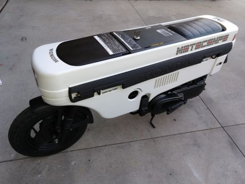 1981 Honda Motocompo White for sale craigslist