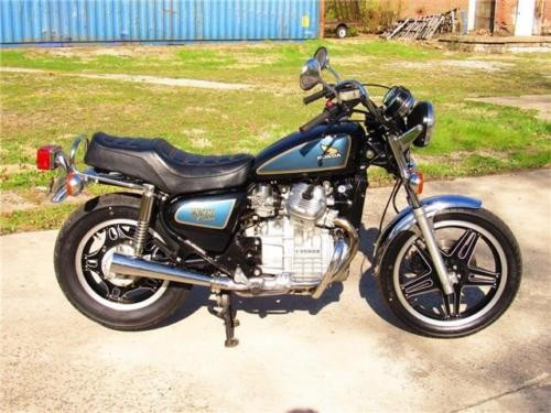 1981 Honda Other -- Black for sale